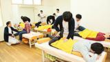 労働災害治療の写真